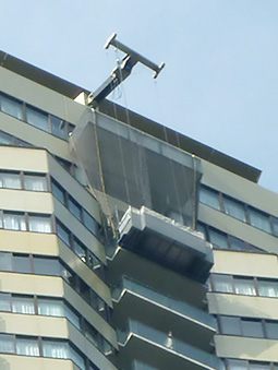 超高層マンション大規模修繕工事の特徴と課題